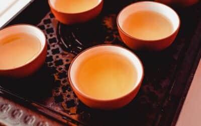 La dégustation du thé vert Shan Tuyet Tây Côn Lĩnh ! C'est reparti !
