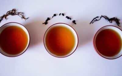 """En cette saison froide : 3 nouveaux thés rares """"Made in Vietnam""""… Et une surprise à la fin !"""