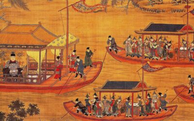 Le thé sous la dynastie Ming & Qing