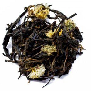 Thé noir Shan Tuyết à la Camomille
