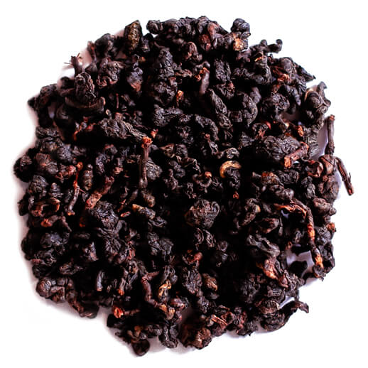 Red Oolong tea