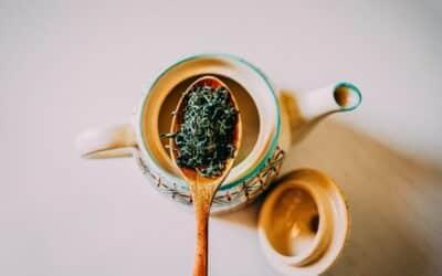 Bonne année ! Quelques astuces détox spéciales fêtes de fin d'année à base de thé !