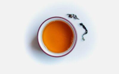 Nouveau thé oolong rare dispo dans votre boutique préférée : le Đông Phương Mỹ Nhân !