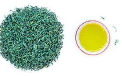 Le thé de votre rentrée pleine d'énergie : le thé vert TÂN CƯƠNG !